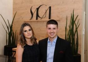 Saga promove lançamento das marcas Ricardo Almeida e Barbara Bela