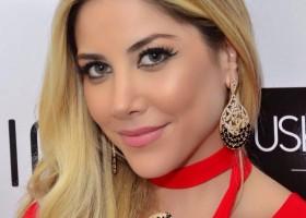 Blogueira Mica Rocha faz presença no Coquetel Katyuska Semijoias