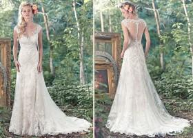 8 maiores tendências em vestidos de noivas