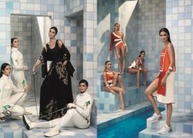 Vogue celebra as Olimpíadas e traz Carol Ribeiro em sua capa de julho