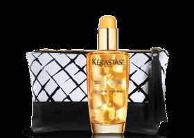 Kérastase apresenta o novo óleo Elixir Ultime