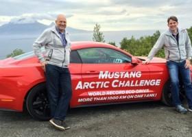 Ford registra novo recorde com Mustang versão Ecoboost