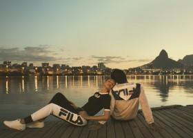 Fila resgata época de ouro do Rio de Janeiro em nova campanha