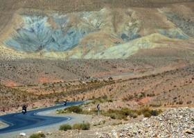 Boxer Moto Adventure leva apaixonada por moto e aventura para o Deserto do Atacama
