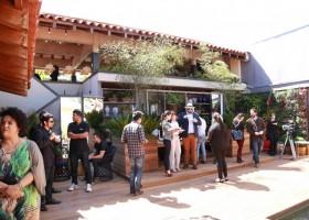 CASA COR MS recebe imprensa e jurados para apresentar os 30 ambientes da mostra