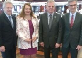 Evento, promovido pela Clia Abremar, ABAV e Braztoa reuniu autoridades e lideranças do Turismo