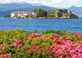 Lago Maggiore e suas belas ilhas!