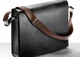 Omega apresenta opções em couro para homens sofisticados