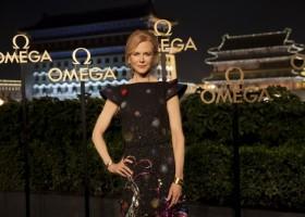 Omega realiza evento em Beijing e conta com a presença da atriz Nicole Kidman