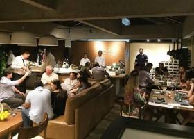 Casa Cor MS promove evento de gastronomia