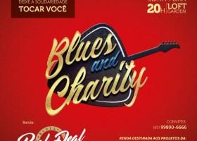 Blues & Charity agita Campo Grande e ajuda entidade beneficente