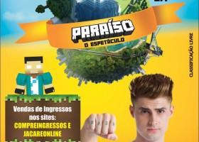 REZENDE EVIL em  PARAÍSO – O Espetáculo
