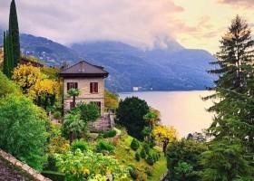 A romântica Bellagio