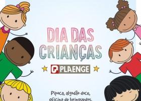 Dia das Crianças antecipado na Plaenge