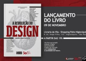"""IED lança livro sobre """"A Revolução do Design"""""""