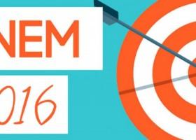 MEC divulga gabarito do Enem 2016