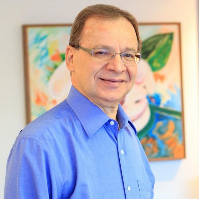 O Presidente da Fecomércio - MS, Edison Ferreira de Araújo que na próxima segunda - feira (12), comemora a troca de idade.