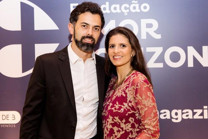 Sergio Morison e Fernanda Suplicy