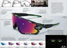 Jawbreaker, o novo modelo de óculos da Oakley