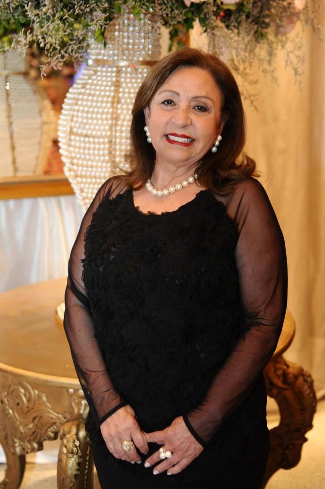 A sorridente empresária Maura Dodero é o destaque da coluna desta semana.