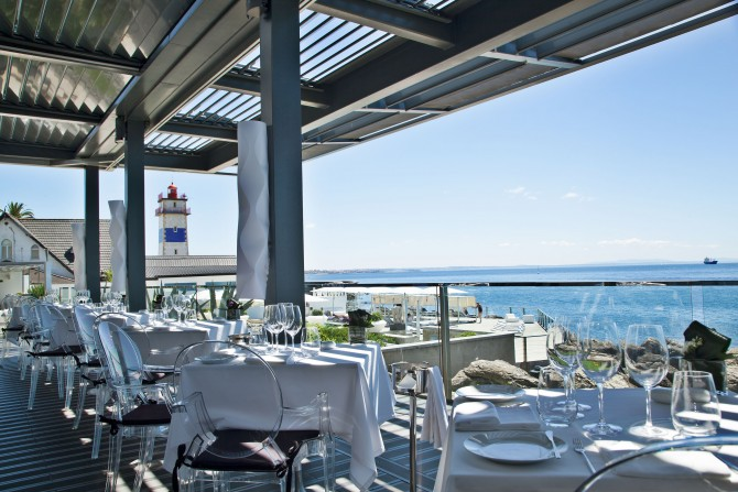 Hotel Farol - The Mix Restaurant Terrace (3)