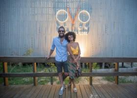 Sheron Menezzes faz pit stop em Punta del Este antes de gravar a nova novela