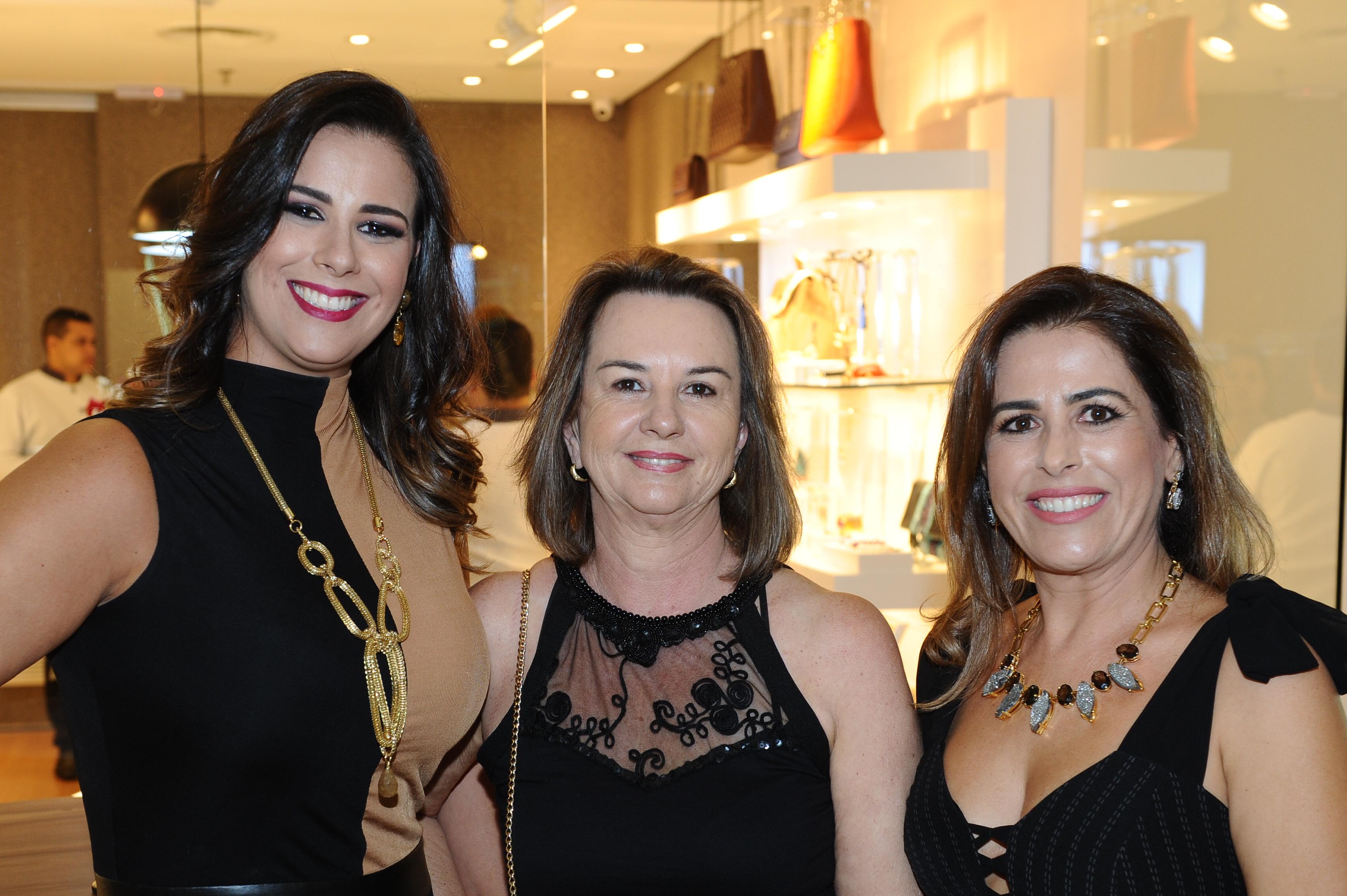 Bianca Raffi, Bia Meneghini e Vanessa Auto