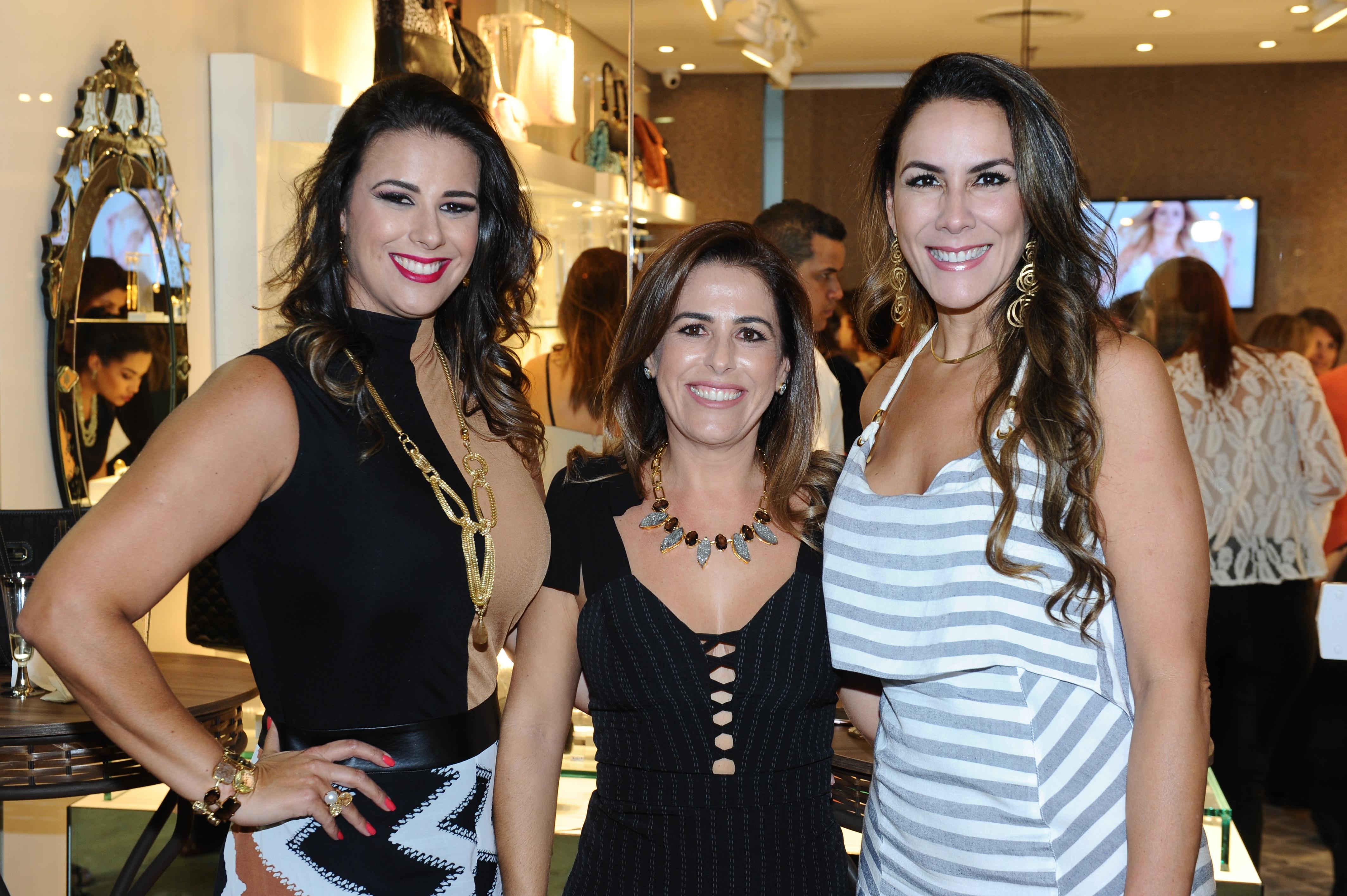 Bianca Raffi, Vanessa Auto e Iara Diniz