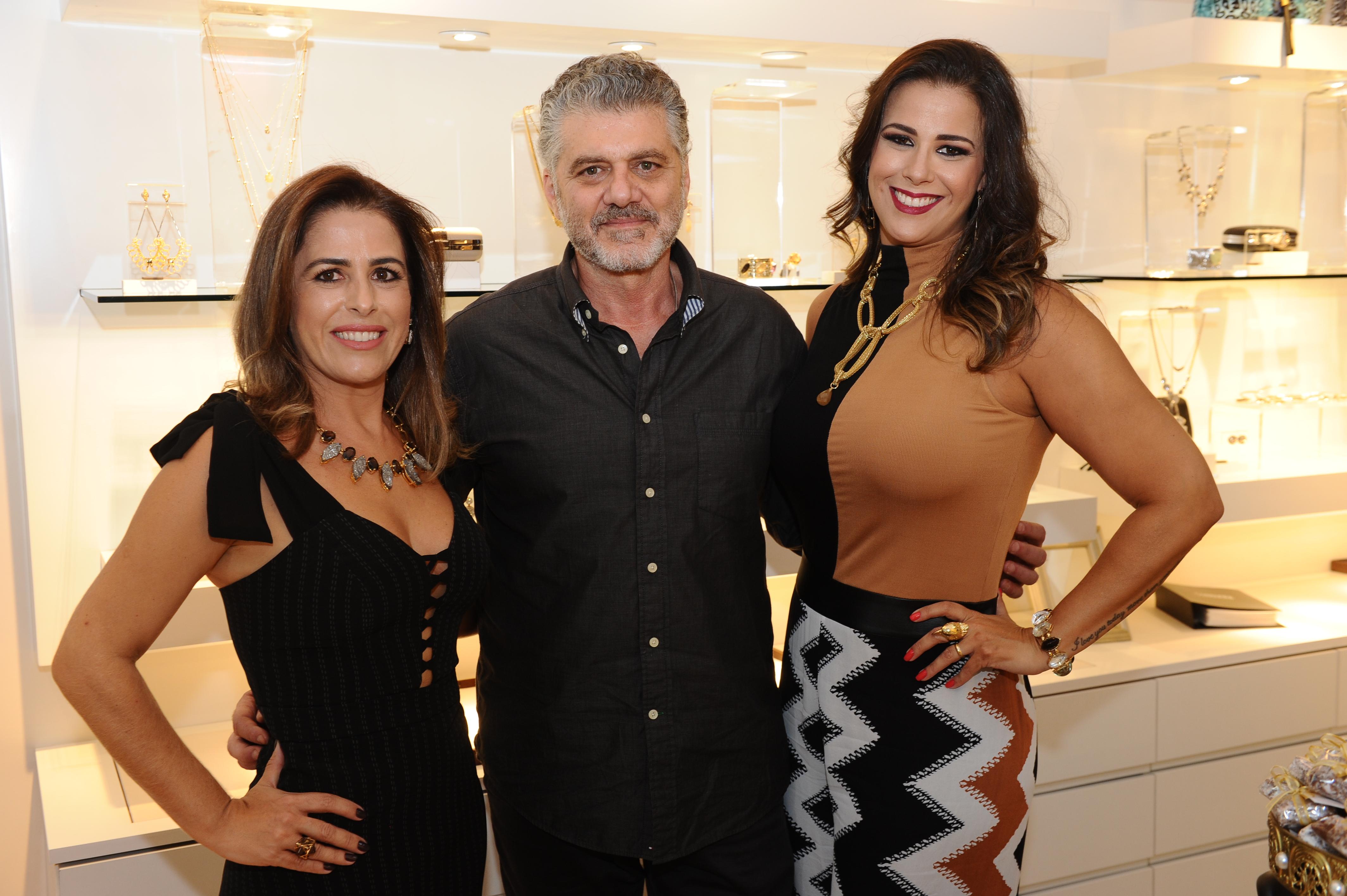 Vanessa Auto, Fabrizio Giannone e Bianca Raffi