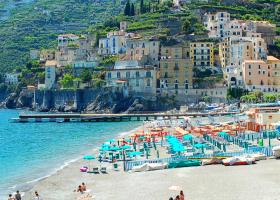 Costa Amalfitana, um encontro perfeito entre a terra e o mar  – por Itália em Português