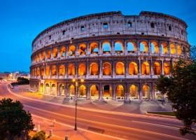 Descobrindo Roma por Itália em Potuguês