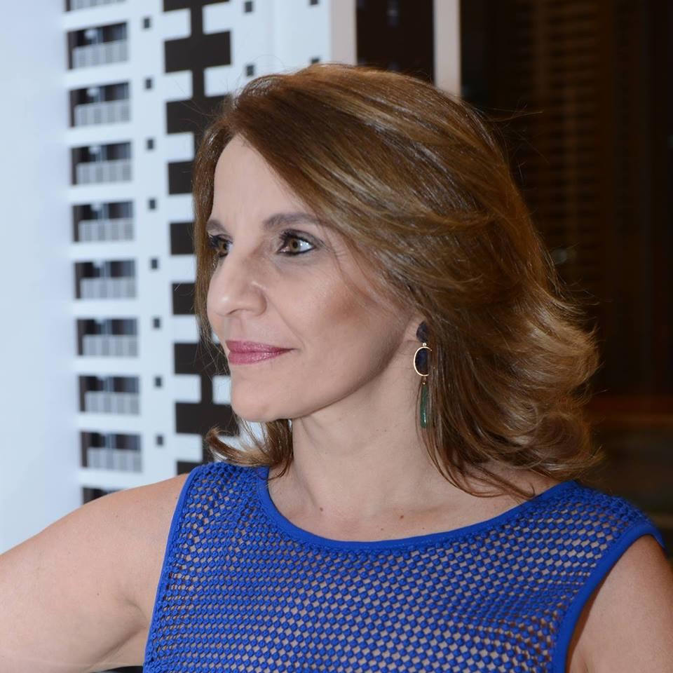 Querida que só, a gerente regional da Plaenge, Ada Maria Lima