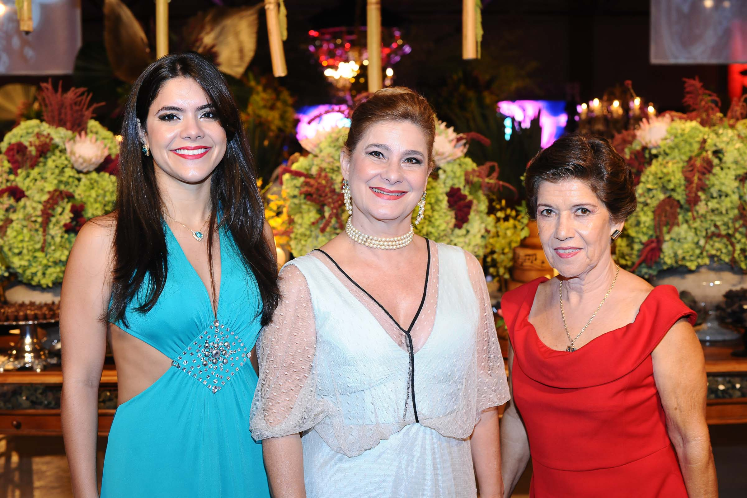 Mayara Neves, Juci Palieraqui e Gil Cleide Alves