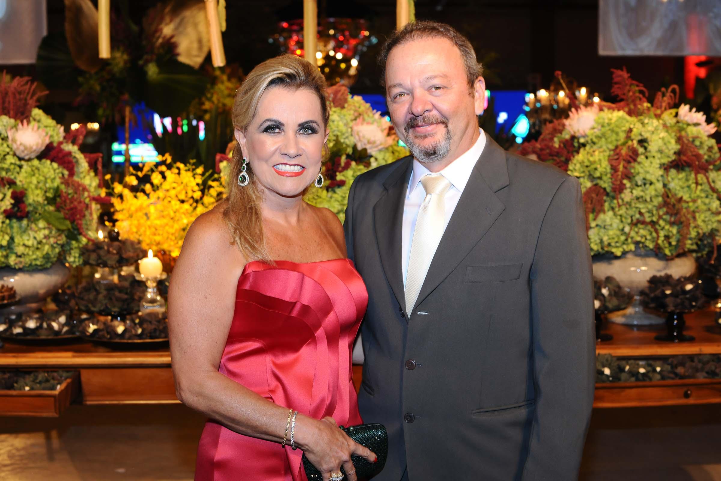O casal Carmem Morais e Antônio Morais Filho