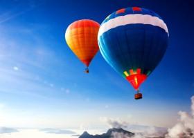 Passeios de Balão na Toscana por Itália em Português