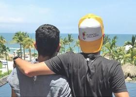 Puerto Vallarta e Riviera Nayarit estão entre os destinos favoritos no México para casamento e lua de mel da comunidade LGBT