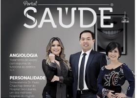 Nova edição da revista Portal Saúde já está circulando
