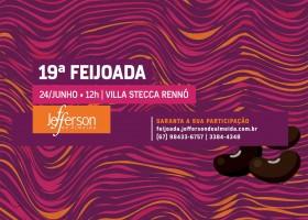 19ª Feijoada lança hotsite com loja virtual