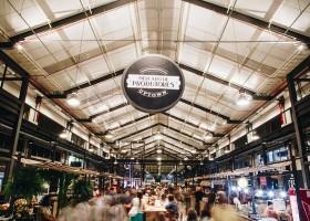 """O Vinho vai ao Mercado de Produtores-Uptown na programação do RWFF e traz junto o """"Queijo na Rua"""""""