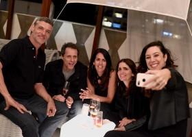 Martha Medeiros celebra aniversário com Lilia Cabral, Malu Mader e outros vips no Yoo2 Rio