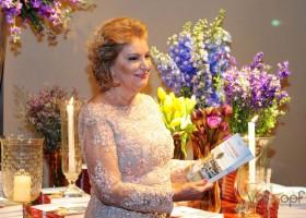 Os 80 anos da educadora Therezinha Santos Samways