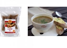 Le Pain Quotidien e Caldo Natural firmam parceria para primeira sopa fixa do cardápio