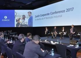 Zurich estimula liderança de pensamento em evento corporativo