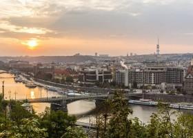 Descobrindo os embarcadouros de Praga