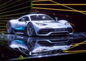 Nova proposta de alta performance é destaque da Mercedes-Benz  no Salão do Automóvel de Frankfurt
