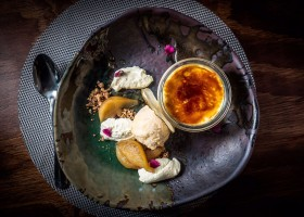 "Reuben's Franschhoek: ""Um Restaurante para chamar de seu"""
