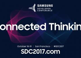 Samsung revela palestrantes e tópicos voltados ao pensamento conectado para a Developer Conference 2017
