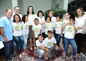Projeto assistencial Passos Para o Futuro é lançado em Campo Grande