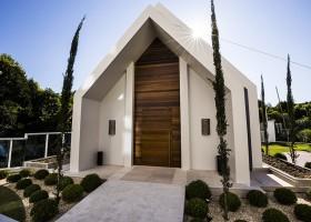 Em Santa Catarina Espaço Ecumênico é local de pausa na rotina de moradores do residencial