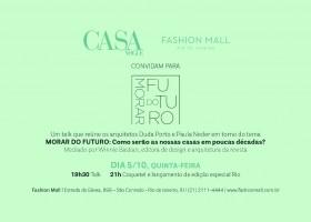 """Casa Vogue apresenta talk sobre o """"Morar do Futuro"""""""